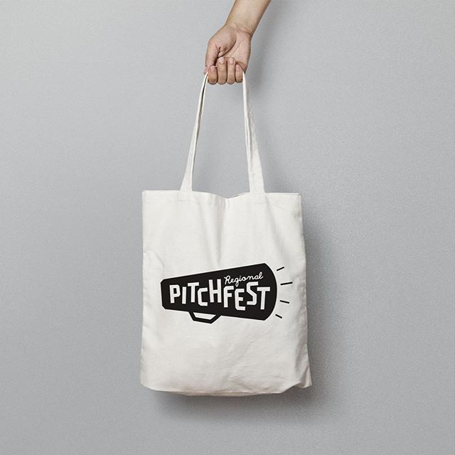 PITCHFEST | have a big idea and want to win a bag full of cash.... head to regionalpitchfest.com #branding #design #identity #pitchfest