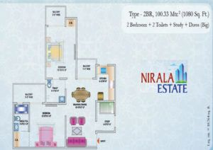 Specious 2 3 4 Bedroom Flats In Nirala Estate Gaur City 2 Floor Plans How To Plan Estates