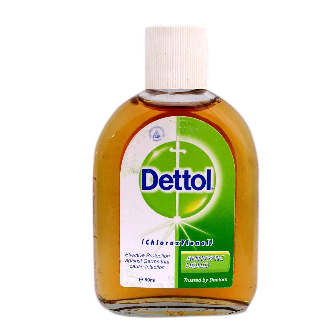 Dettol Antiseptic Solution Quickneasy Health And Beauty
