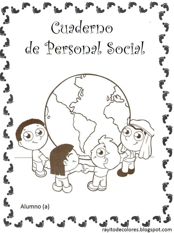 Carátulas Infantiles Carátulas Para Cuadernos Caratulas