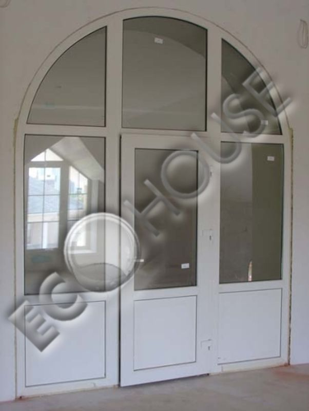 Pvc Windows In Egypt Plastic Upvc Doors Cairo Any Color Of Casement Turn Tilt Sliding Arched Window Mosquito Ne Double Glass Arched Windows Pvc Windows