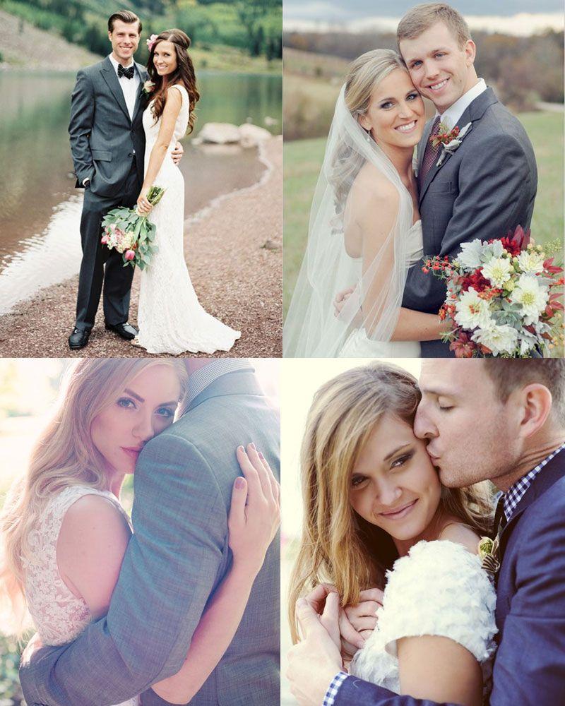 фото со свадьбы молодоженов