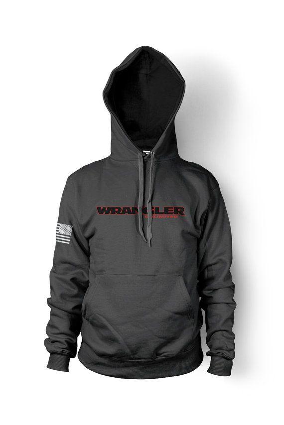 84abb8b18 Jeep Threads - Wrangler Hoodie | Jeep Clothes | Jeep hoodie, Jeep ...