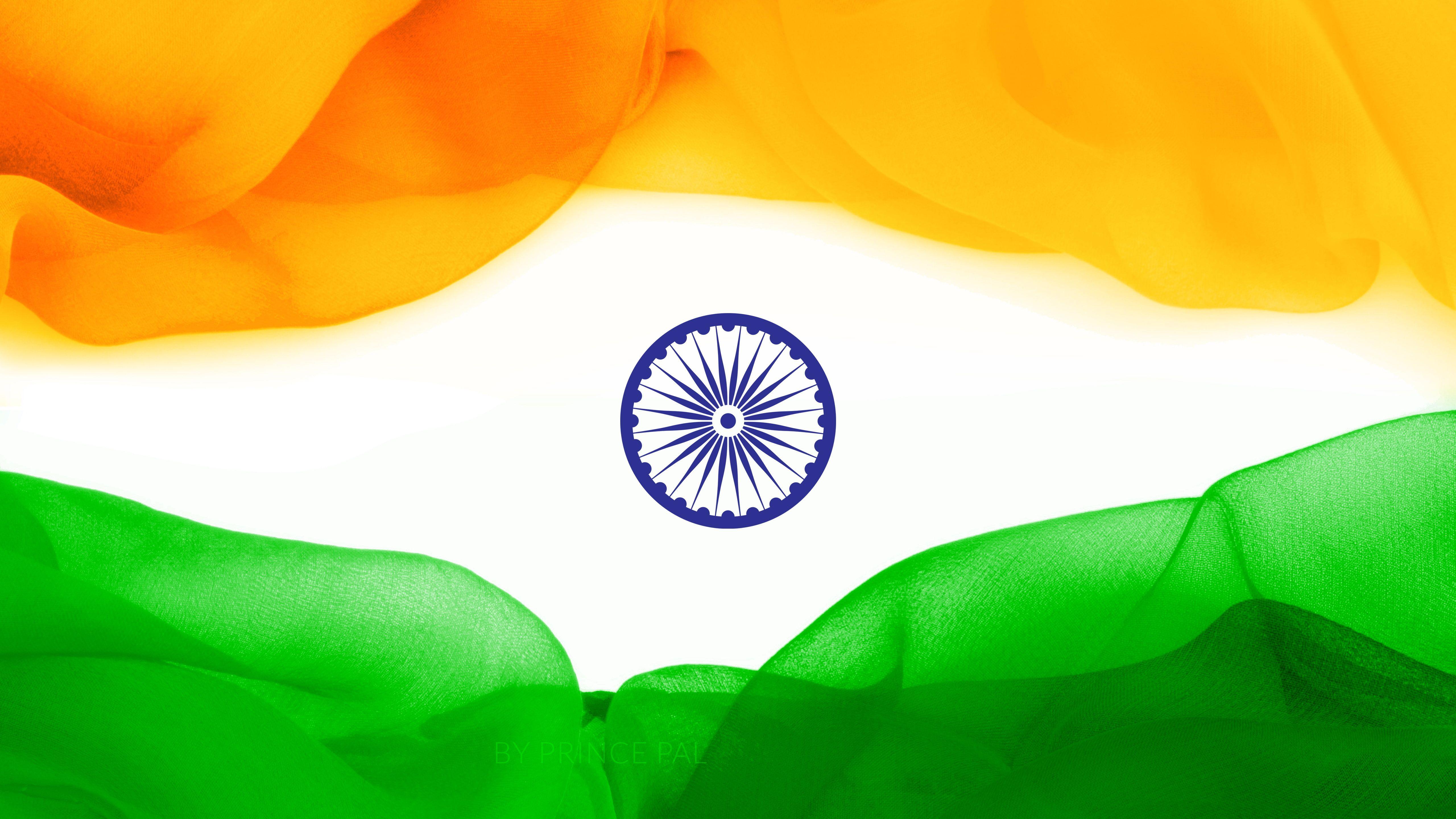 Flag Of India Tricolor 5k 4k 5k Wallpaper Hdwallpaper Desktop In 2020 Indian Flag Images National Flag Photo National Flag