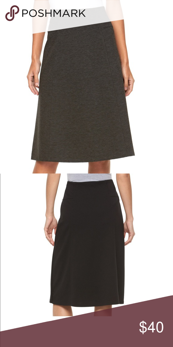 e8920d9c5b This women's Dana Buchman midi skirt will give your career wardrobe a boost  of style. PRODUCT FEATURES • Seamed details • Ponte ...
