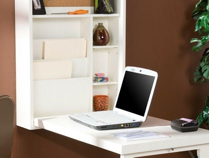 0-jolie-idee-pour-votre-bureau-mural-rabattable-en-bois-blanc-meuble
