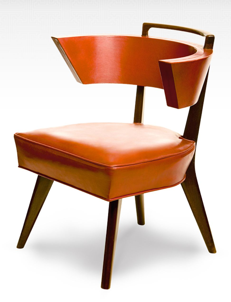 William Haines Designs Conference Chair Originally Designed In 1949