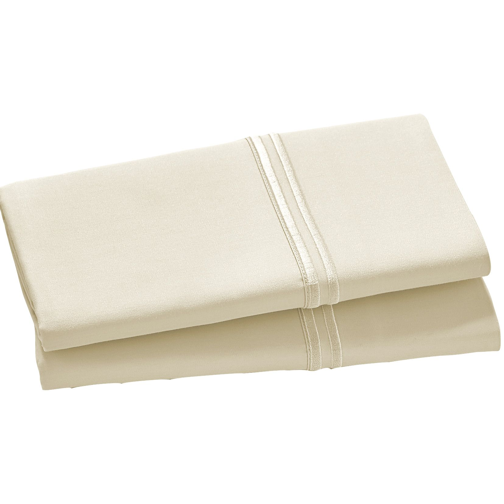 Purecare | Elements Ivory Queen Modal Pillowcase