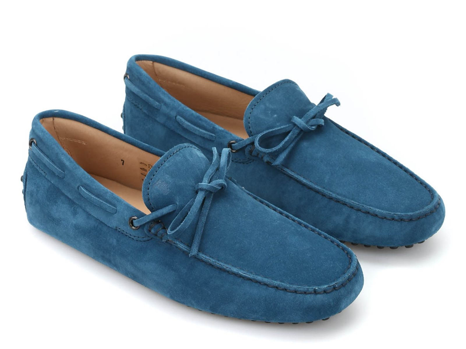Gommino Moccasins in Leather and Suede Tod's LwLDOeu1zd