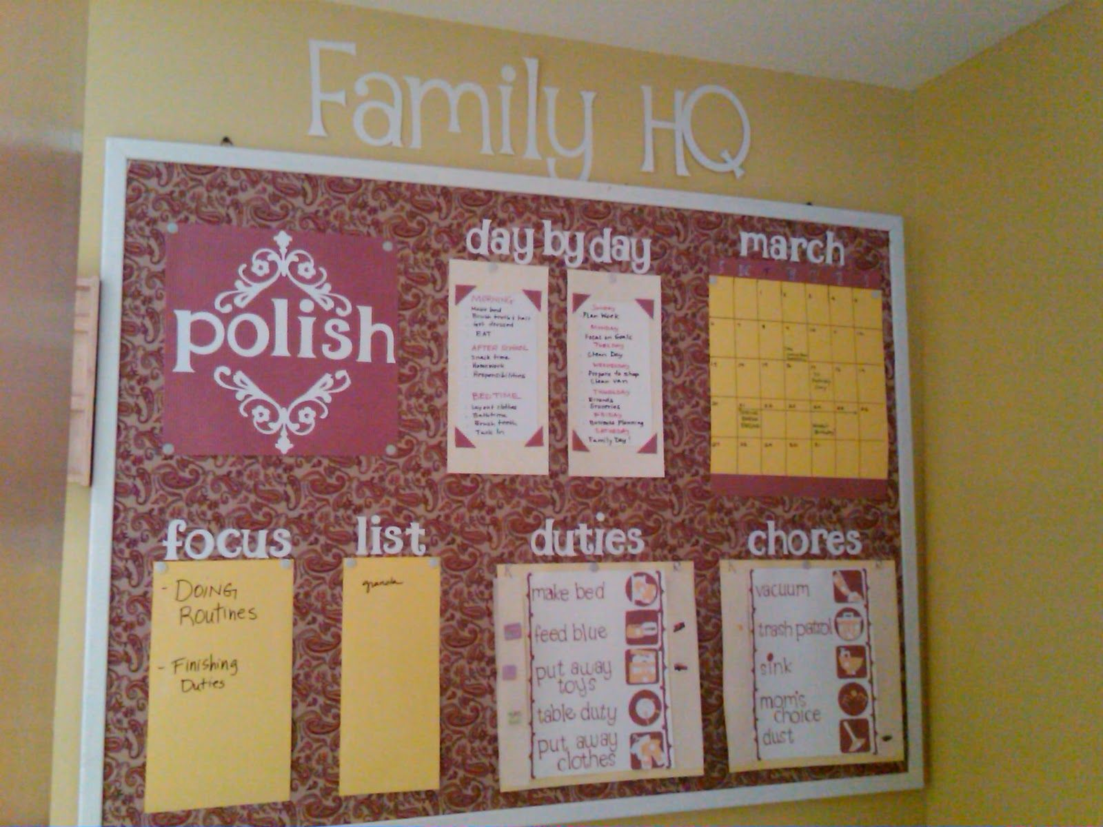 Cork Board Ideas For Your Home and Your Home Office  Cork