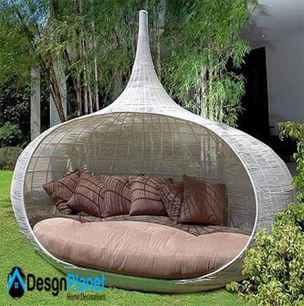 Incroyable Comfy Outdoor Furniture Http://www.desgnplanet.com/cool Outdoor Furniture  Ideas/