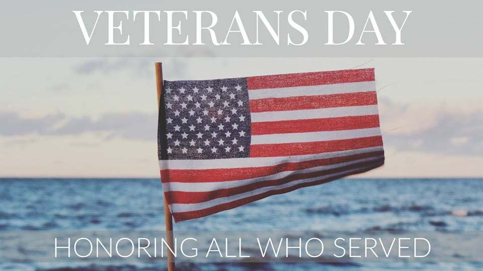 Thank you to our Veterans for protecting our nation's liberty and ...