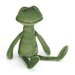 Köp Jellycat - Rumplekin Frog - Gosedjur direkt på nätet hos Litenleker.se. Designade leksaker levereras direkt hem till dörren. Välkommen!