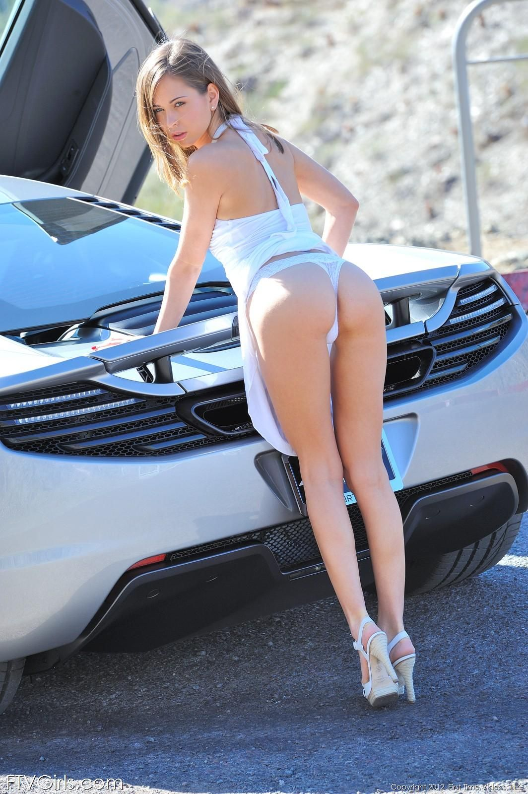 Riley Reid Mclaren Mp4 12c Mercedes Benz Hot Cars Car Girls