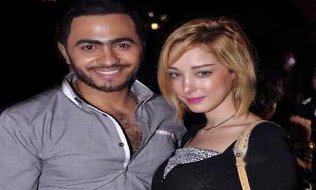 طلاق تامر حسني وبسمة بوسيل Blog Posts Blog