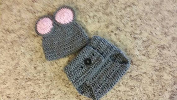 Pin by Lacye Slagle on For sale | Crochet mouse, Handmade, Hats