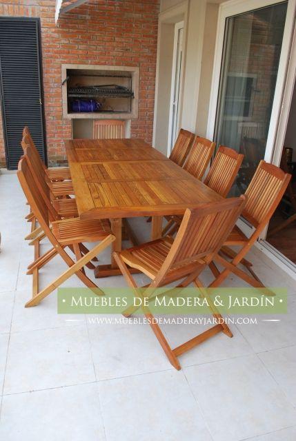 Mesas Para Balcon Muebles De Madera Y Jardin Muebles De Madera Muebles De Jardin Sillas Al Aire Libre