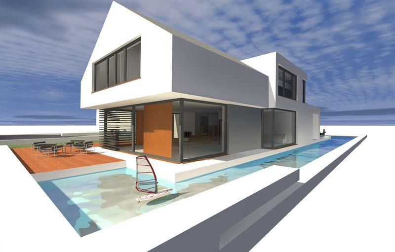 Satteldach Moderne Architektur satteldach architektur by http flow architektur de moderne