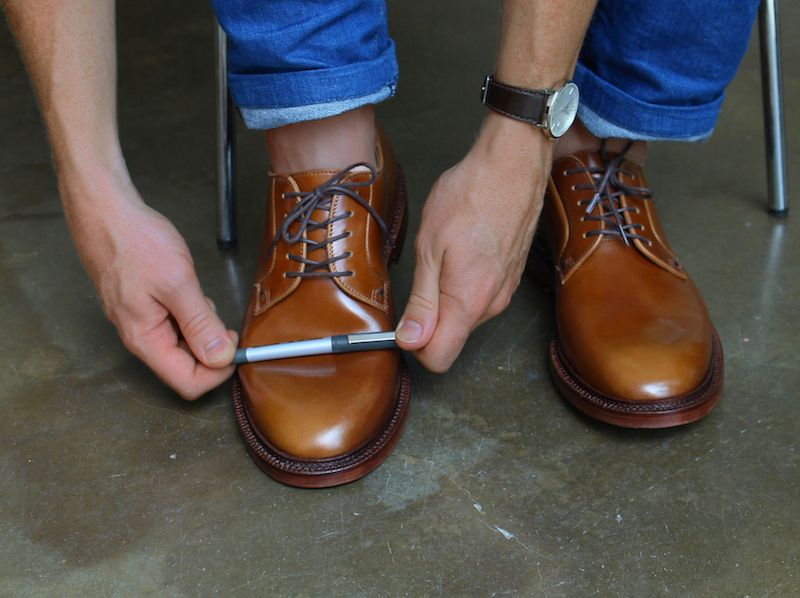 bced205fc0335 Creating a Clean Vamp Crease | Style & Fashion | Shoes, New shoes ...