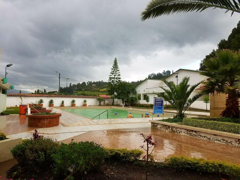 Aguas Termales En Paipa Boyaca Colombia Aguas Termales Hermosos Paisajes Paisajes