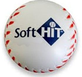The Softhit Balls Are The Perfect Practice Ball For Backyard Or On Field Training Real Feel With No Broken Windows Factorydirec Ball Broken Window Fun Sports