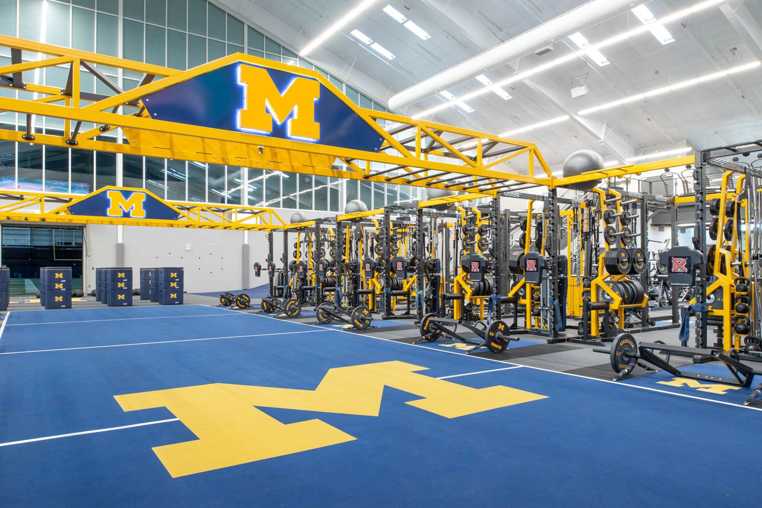 Michigan State Football Gym Rogers Athletic Google Search Michigan State Football Michigan State Michigan