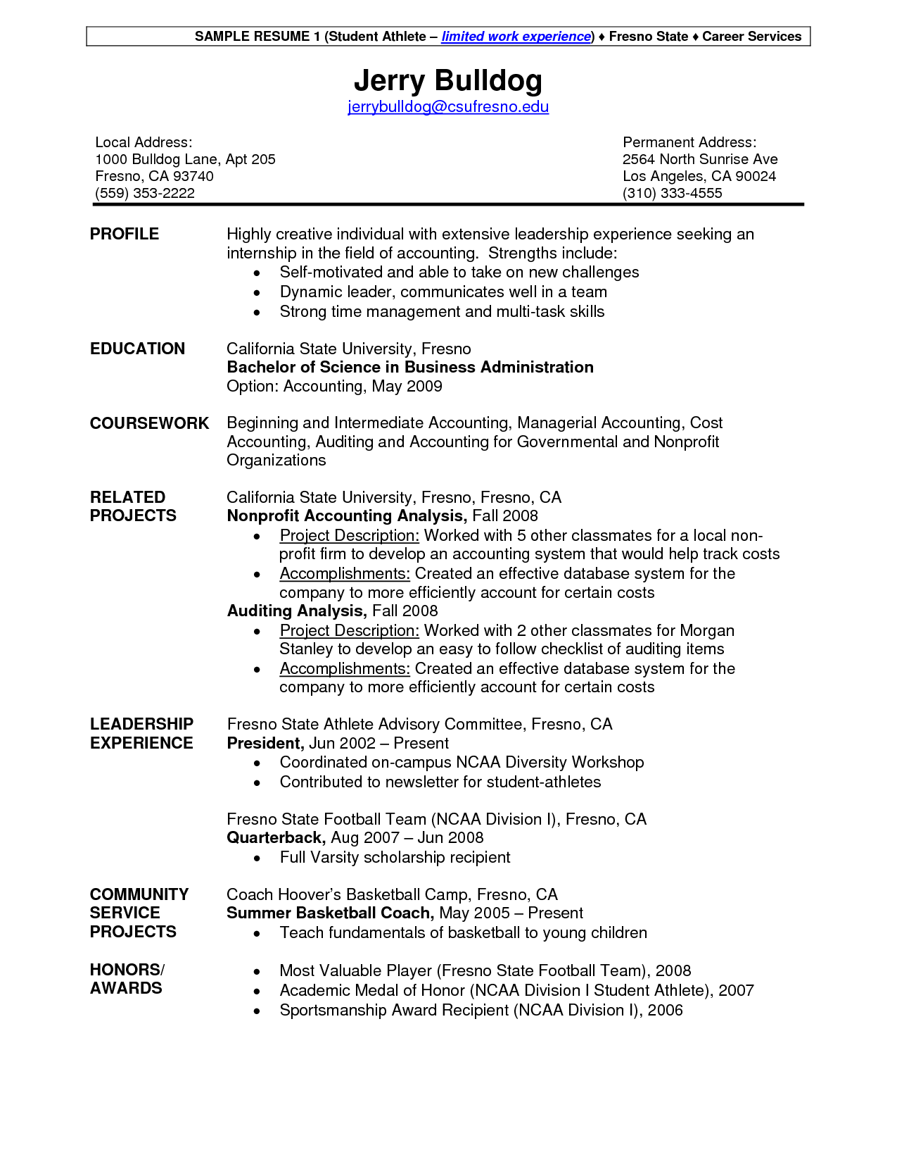 Resumes Templates Free Sports Resume Template Templates And Builder Athletic Training