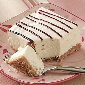 Unique Desserts | Vanilla Chocolate Chip dessert