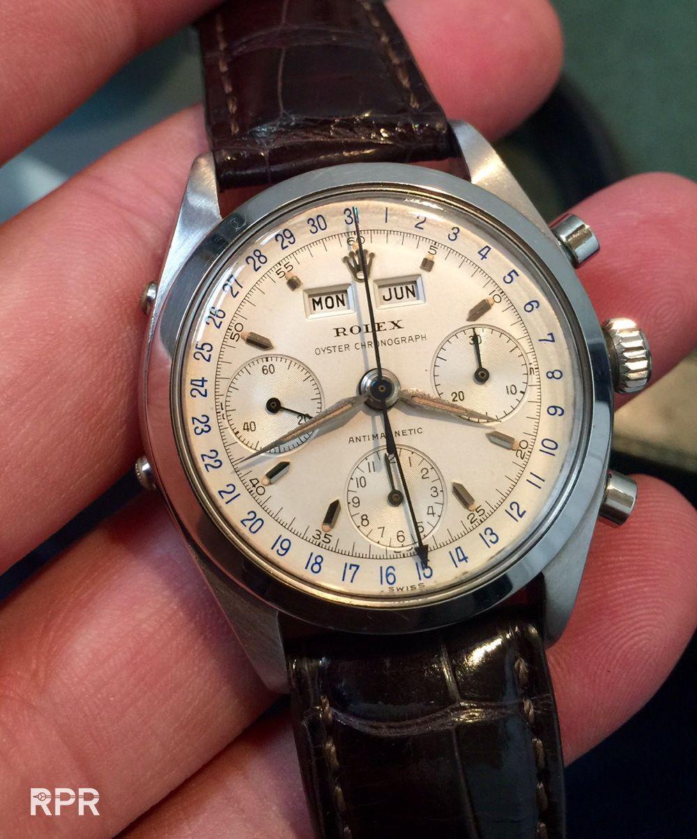 f4f1a3622e3 Rolex Triple Date Chronograph  Killy  Rolex Vintage