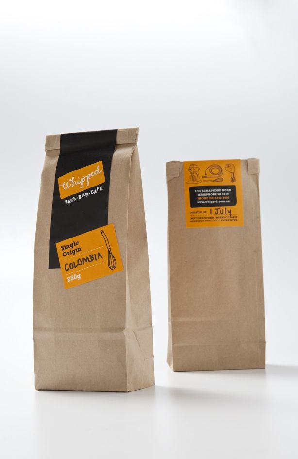 coffee bag template google search palio coffee pinterest