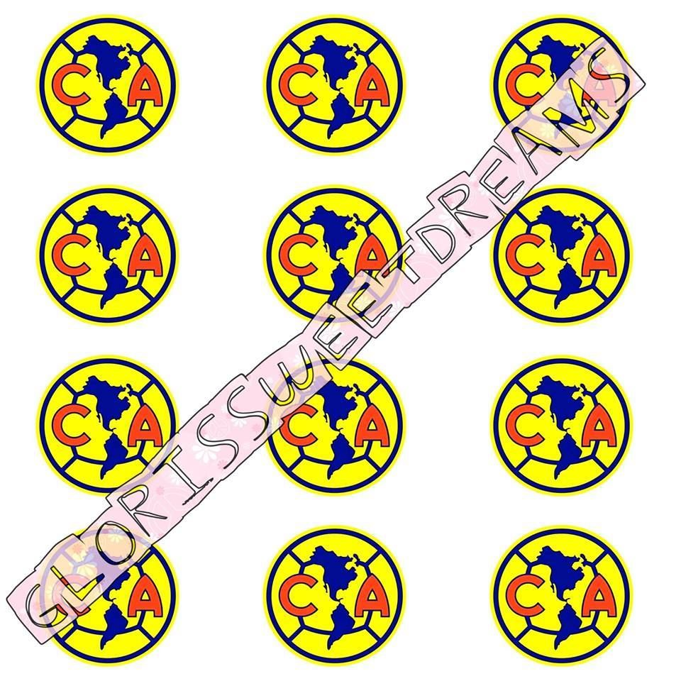 Logo Del America Soccer Ball Logos Favorite Team