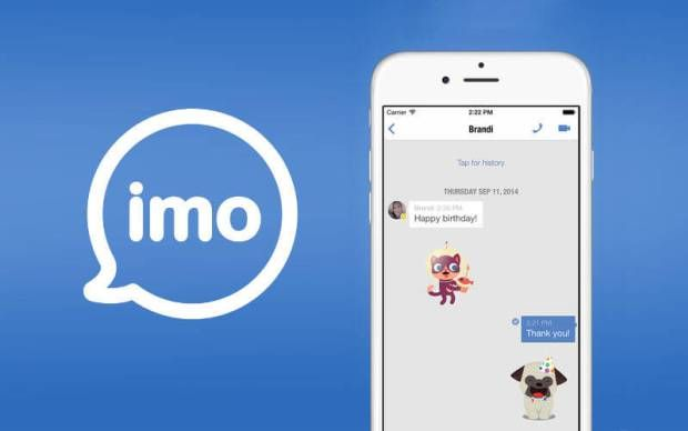 IMO Free Video Calls And Text App Download Android/PC