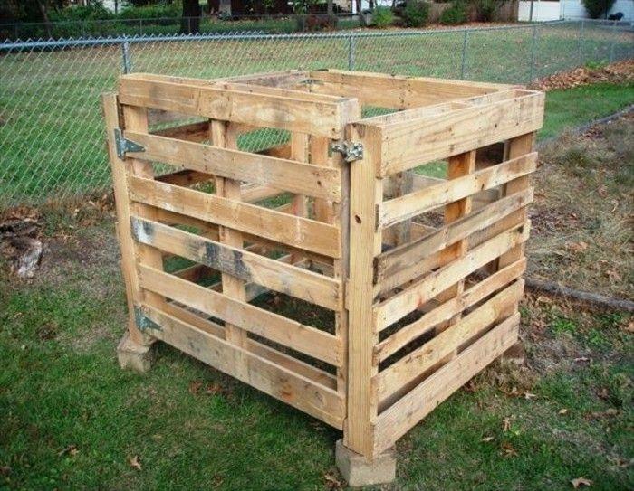 50 ideen zum thema komposter selber bauen komposter selber bauen und bauanleitung. Black Bedroom Furniture Sets. Home Design Ideas