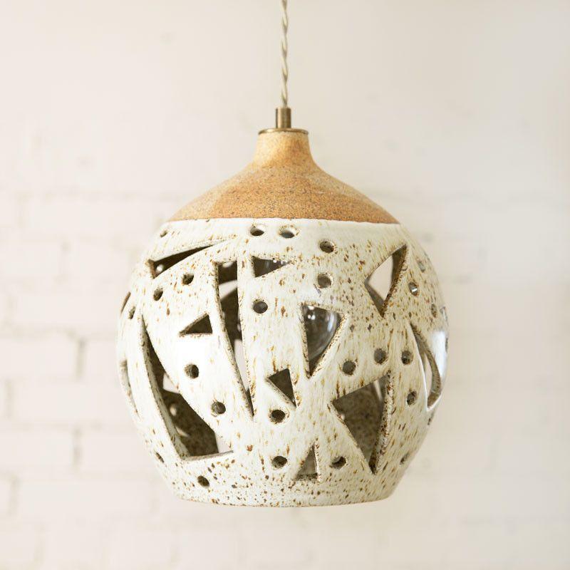 Hanging Pendant Lamp - General Store