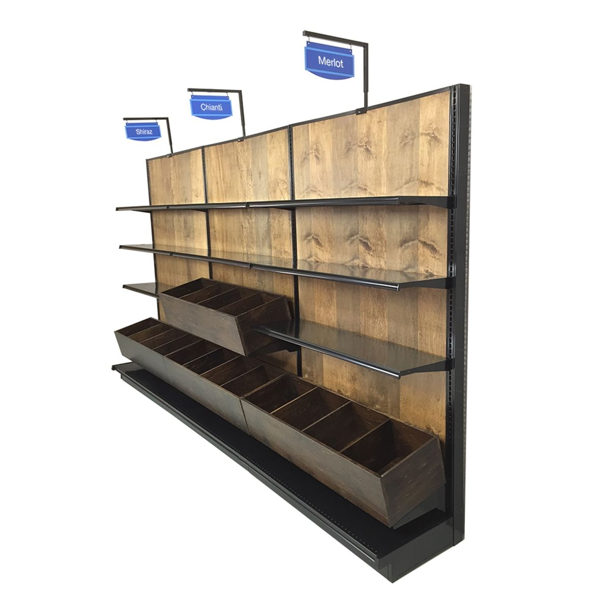 Retail Displays And Shelving Liquor Wine Stores
