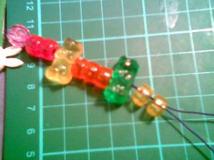 Cut Out + Keep  --- How to make a lasting gummy bear bracelet out of real gummy bears