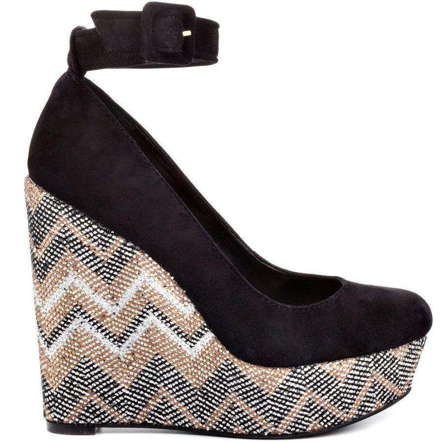 dbf5d8086c Carly heels Black Copper Sparkle brand heels Jessica Simpson |Amazoning  Heels