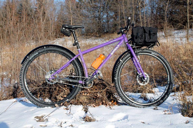 The Ultimate Winter Commuter Surly Bike Commuter Bike Bike