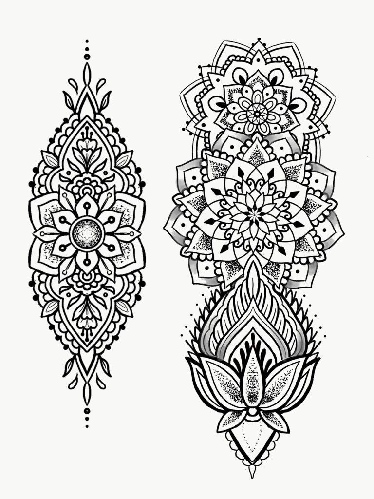 pin by kisha lay on tattoos pinterest mandala tattoo and hennas. Black Bedroom Furniture Sets. Home Design Ideas