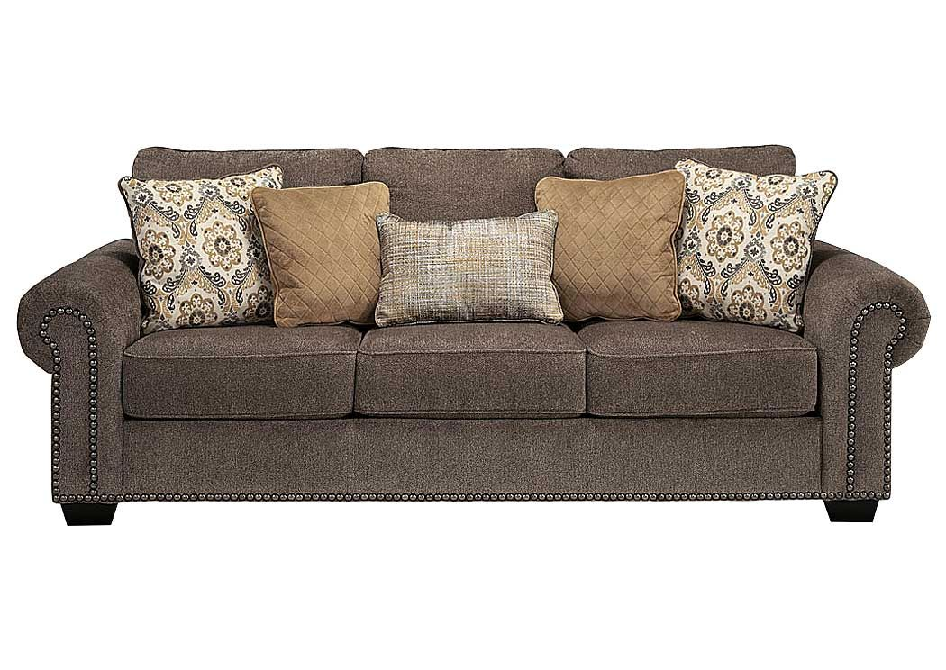 Emelen Alloy Sofa Benchcraft Furniture Sofa Living Furniture