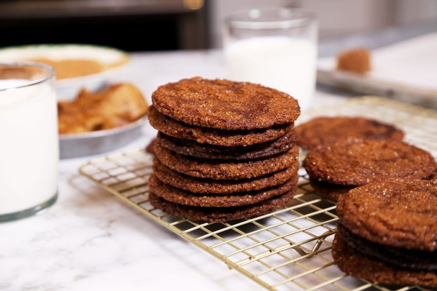 Dorie S Princeton Gingersnap Cookies