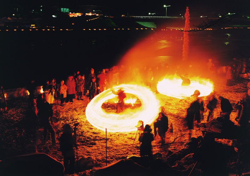 Festivals of Ice and Fire: Akita's Winter Celebrations