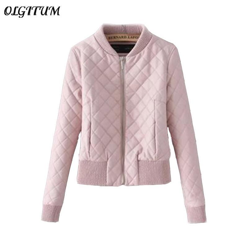 Buy 2017 Autumn winter new women Jacket Women Bomber Jacket Coat ...