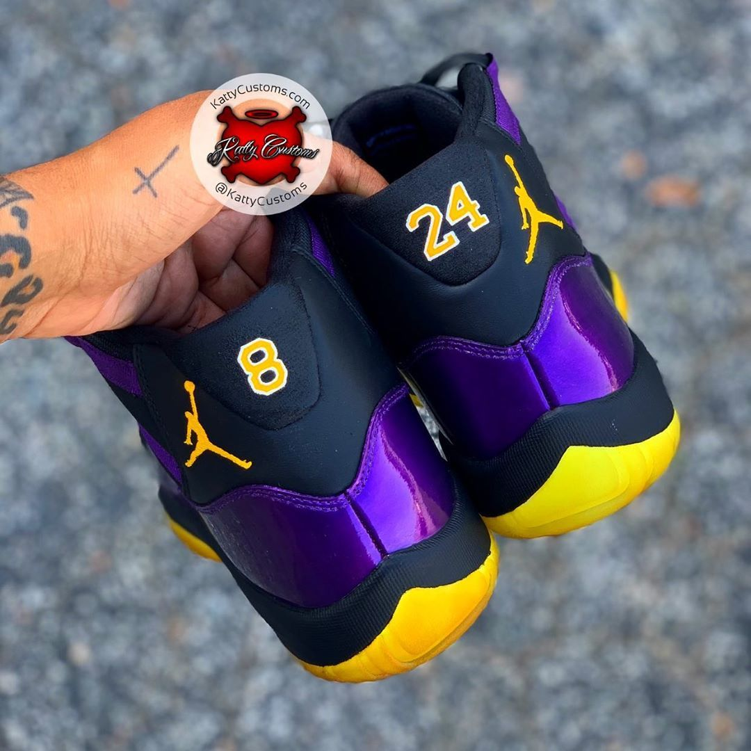 Jordan Brand Kobe Bryant Tribute. Nike