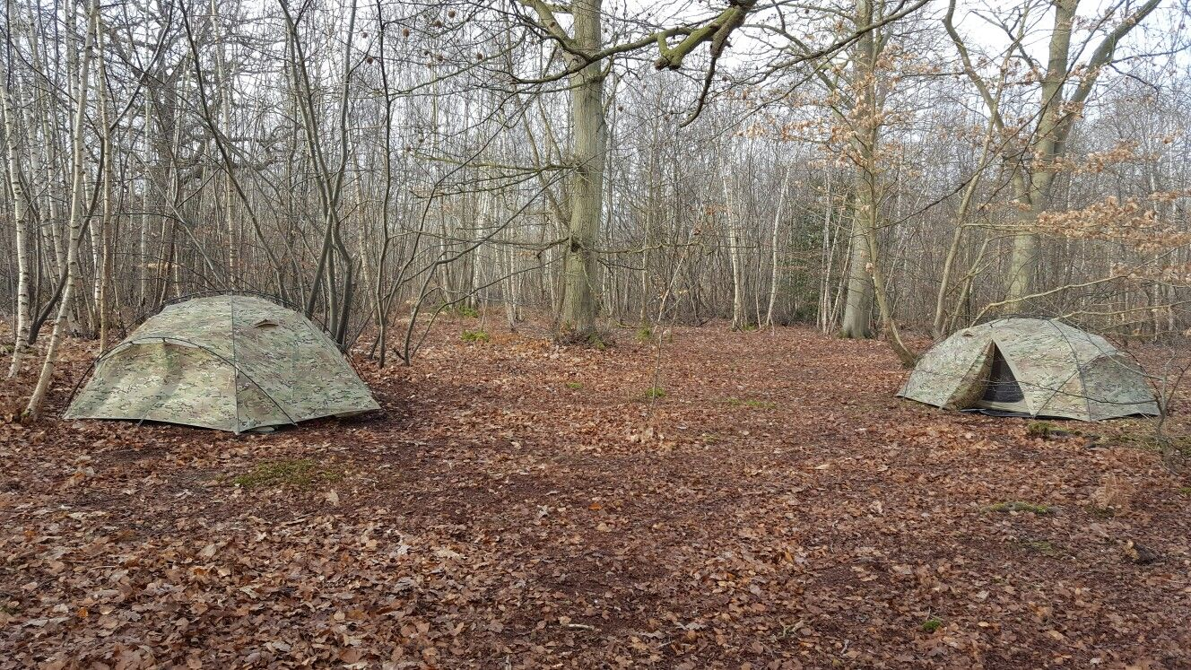 Litefighter catamount 2 special ops tent