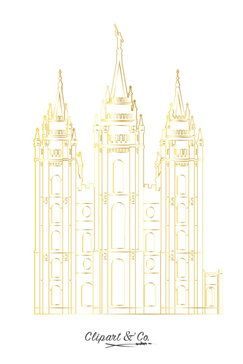 34+ Lds temple clipart images ideas in 2021