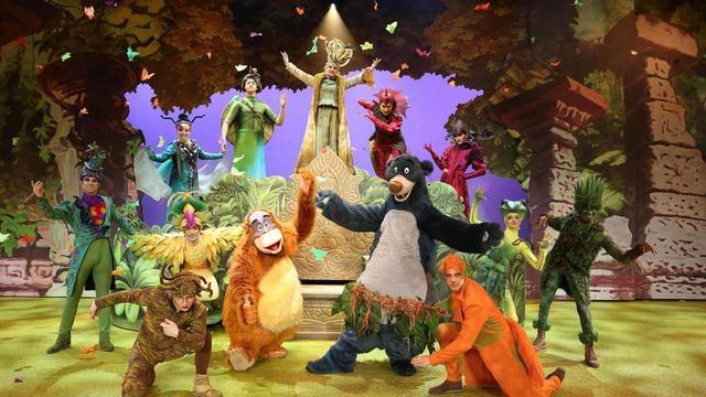 Forest of Enchantment at Disneyland Paris