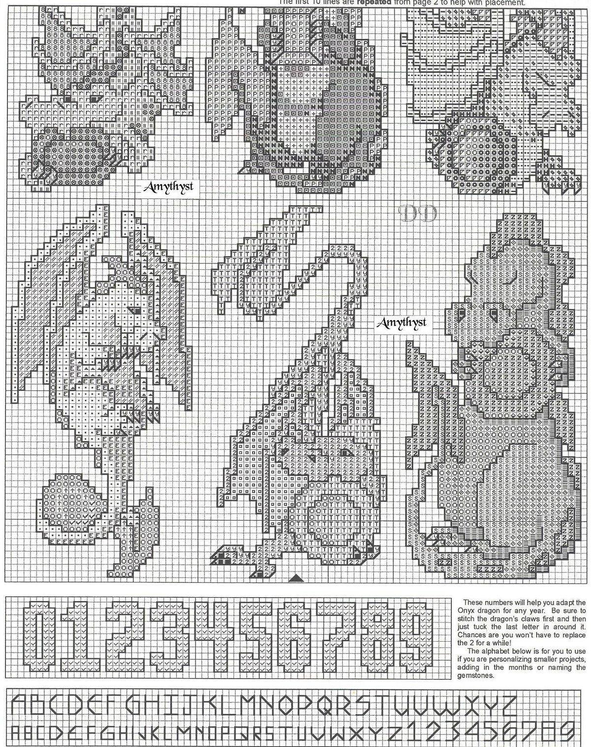 Pin von Kyrie Mist auf C2C Charts | Pinterest | Stickvorlagen ...