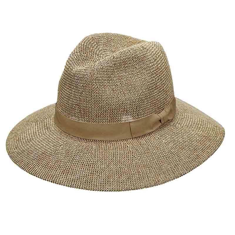2b140047 Tweed Knit Toyo Safari Hat for Women - Scala Pronto   - Boho ...