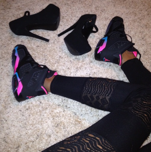 Girls with Swag and Jordan's | Its A SWAG Thing: has this ...
